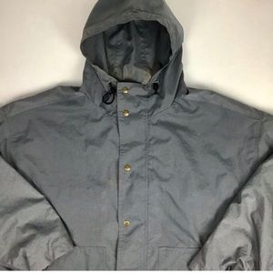 Vintage Nike Button Up ZIP Windbreaker